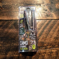 Luckless LLC | Realtree® Ceramic Flat Iron