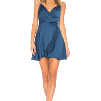 devlin Betsy Dress in Poseidon | REVOLVE