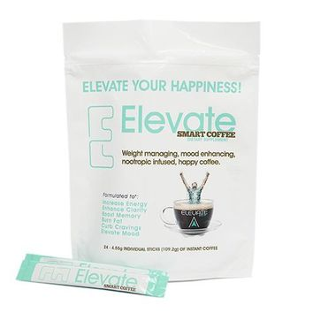 Elevate Smart Coffee, Travel-Ready Bags