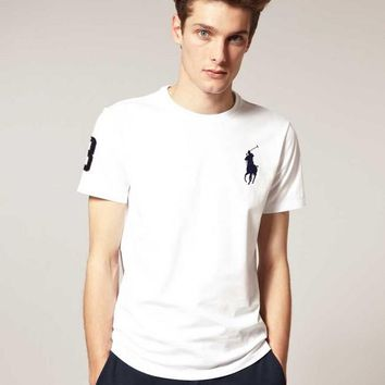 Ralph Lauren Men Fit Polo Shirts - Best Deal Online