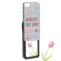 Bakery for you mirror function case for iPhone4/4S/5