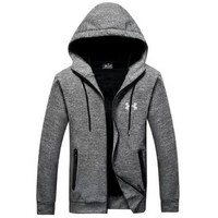 One-nice™ UNDER ARMOUR Women Men Lover Top Coat Grey I-A001-MYYD