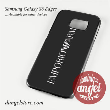 armani Phone Case for Samsung Galaxy S3/S4/S5/S6/S6 Edge