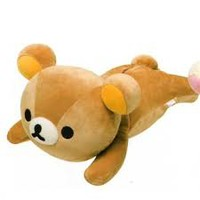 rilakkuma long body pillow - Google Search