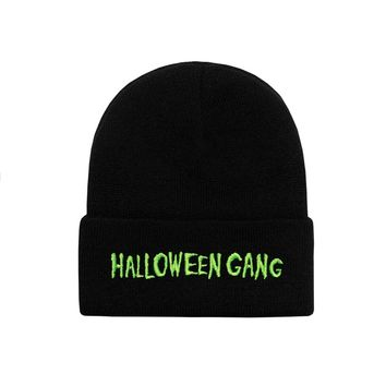 HALLOWEEN GANG BEANIE | October's Very Own
