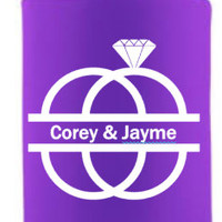 Wedding coozies, custom coozies, party favors for wedding
