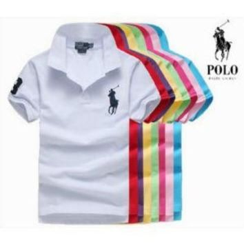 NEW MEN WOMEN POLO RALPH LAUREN SHIRT T SHIRT