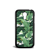 banana leaf Samsung Galaxy S4 Mini Case