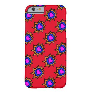 Hearts iPhone 6/6s Plus Case Barely There iPhone 6 Case