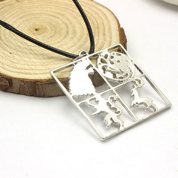 Gift Shiny New Arrival Stylish Jewelry Accessory Game Of Thrones Games Totem Necklace