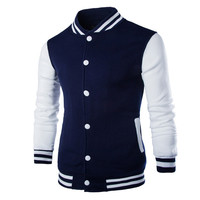 Men Varsity Jacket, Mens Baseball Jacket, Men Fashion College Jacket