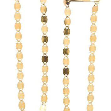 Lana Jewelry 'Long Nude' Chandelier Earrings | Nordstrom