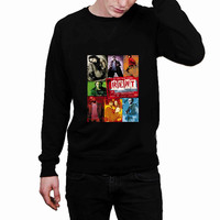 rent broadway musical 3 d3124005-4d66-4749-8d79-abb855890ddd - Sweater for Man and Woman, S / M / L / XL / 2XL *02*