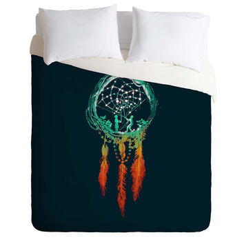 Budi Kwan Dream Catcher Duvet Cover