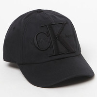 Calvin Klein Big Logo Strapback Dad Hat at PacSun.com