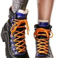 Alps Lace-Up Hiking Boots
