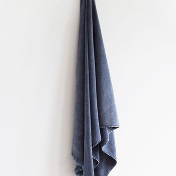 The Beach People Stonewash Bath Sheet | Nordstrom
