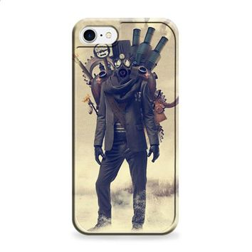 Steampunk Outsider iPhone 6 | iPhone 6S case