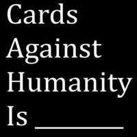 Cards Against Humanity - CAH - (Designs4You) by Skandar223