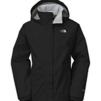 The North Face Girls' Jackets & Vests GIRLS' RESOLVE REFLECTIVE JACKET