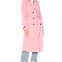 NSF Dorian Trench in Pigment Rose | REVOLVE