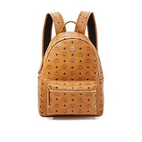MCM Men's Stark Medium Backpack