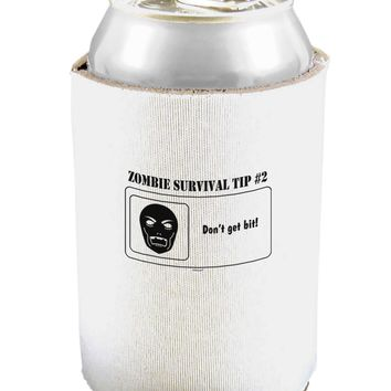 Zombie Survival Tip # 2 - Don't get Bit Can and Bottle Insulator Cooler