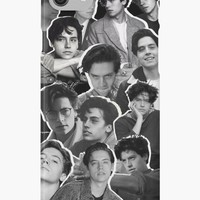 'Cole Sprouse' iPhone Case/Skin by lostsilenceside