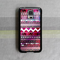 samsung galaxy s5 case , samsung galaxy s4 case , samsung galaxy note 3 case , samsung galaxy s4 mini case , flowers aztec pattern