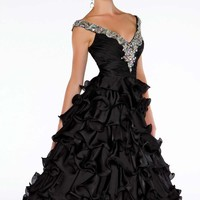 Mac Duggal Ballgowns 4961H Dress