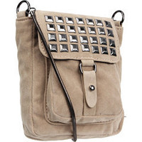 BCBGeneration Irena Mini Crossbody Cement - 6pm.com