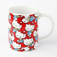 Hello Kitty 14oz Ceramic Mug: Busy Day