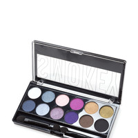 Smoke Gets In Your Eyeshadow Palette
