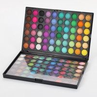 120-Color Garden Series Fine Texture Eyeshadow Palette