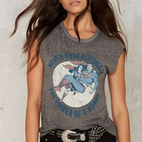 The Power of a Woman Muscle Tee