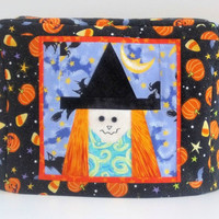 Halloween Witch - 2 slice toaster cover