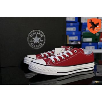 DJX CONVERSE ALL STAR 100th Anniversary of Men Women Low Top Canvas Shoe 2534
