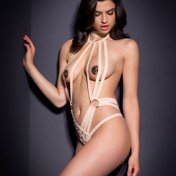 Risque Ranges by Agent Provocateur - Judy Playsuit
