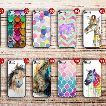 LG G3 Case color palette cover for lg g2 g3 g4 watercolor1
