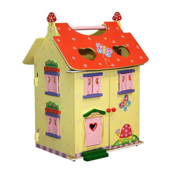 Fantasy Fields - Magic Garden Hand Carry Doll House