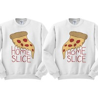 Home Slice Duo Sweatshirt