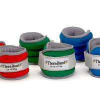 Thera-Band Comfort Fit Ankle & Wrist Weights