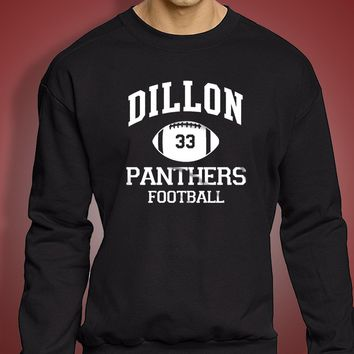 Friday Night Lights Baby One Piece Dillon Panthers Football Men'S Sweatshirt