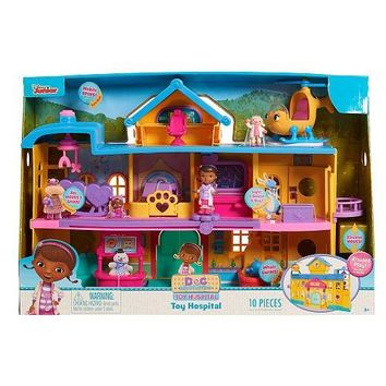 Just Play Doc McStuffins Toy Hospital Playset