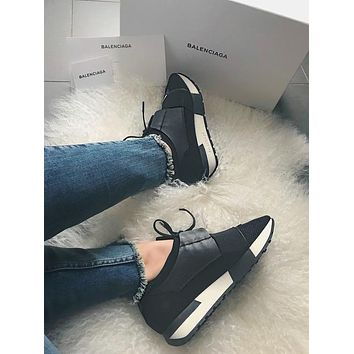 BALENCIAGA fashion casual shoes