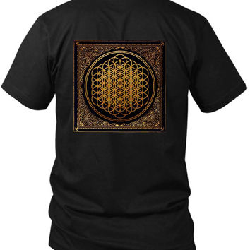 Bring Me The Horizon Sempiternal 2 Sided Black Mens T Shirt