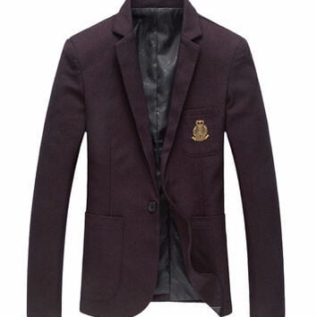 Single Breasted Slimming Blazer