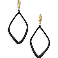 Alexis Bittar - Miss Havisham Sculpted Teardrop Earrings - Saks Fifth Avenue Mobile