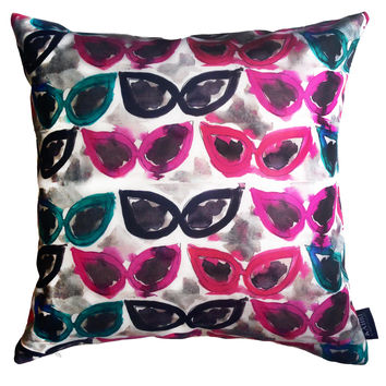 Cateye Sunglasses Pillow Case