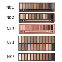 Convenient Urban Decay Naked Eyeshadow Palett